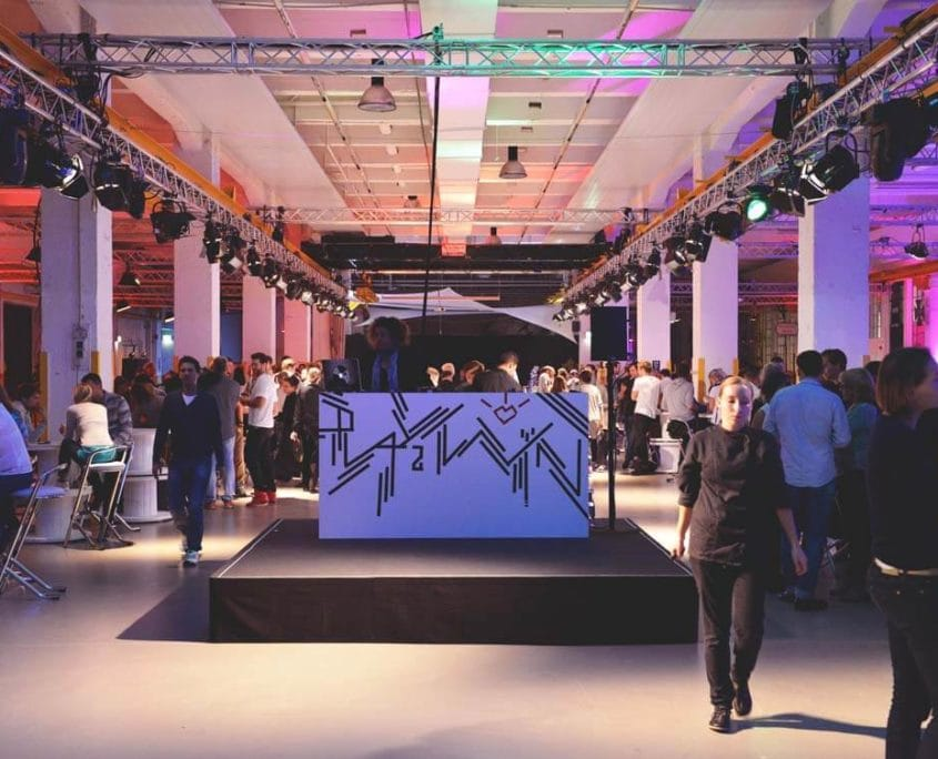 Adidas Veranstaltung - Teamevent