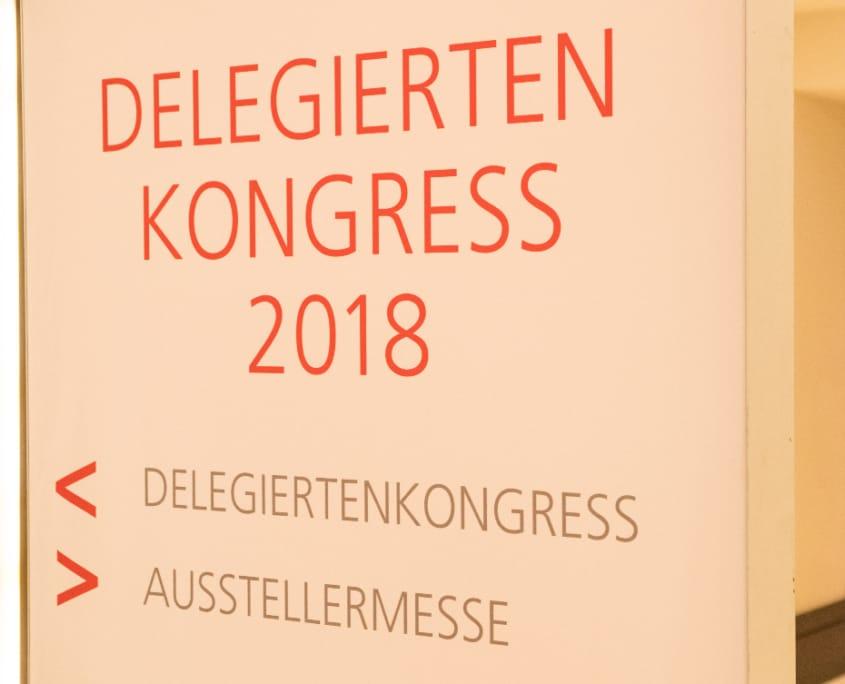 Delegierten Kongress 2018 MVDA