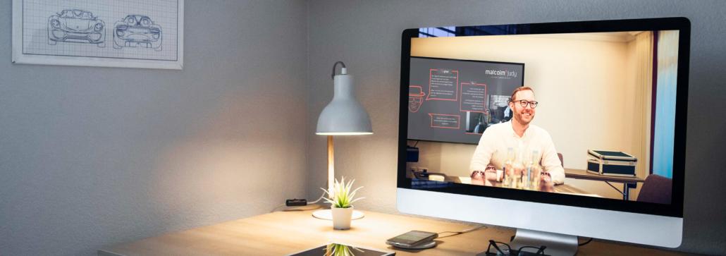 Online Vorlesung - Digitalevent